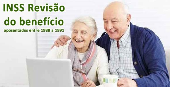 INSS Revisão do benefício
